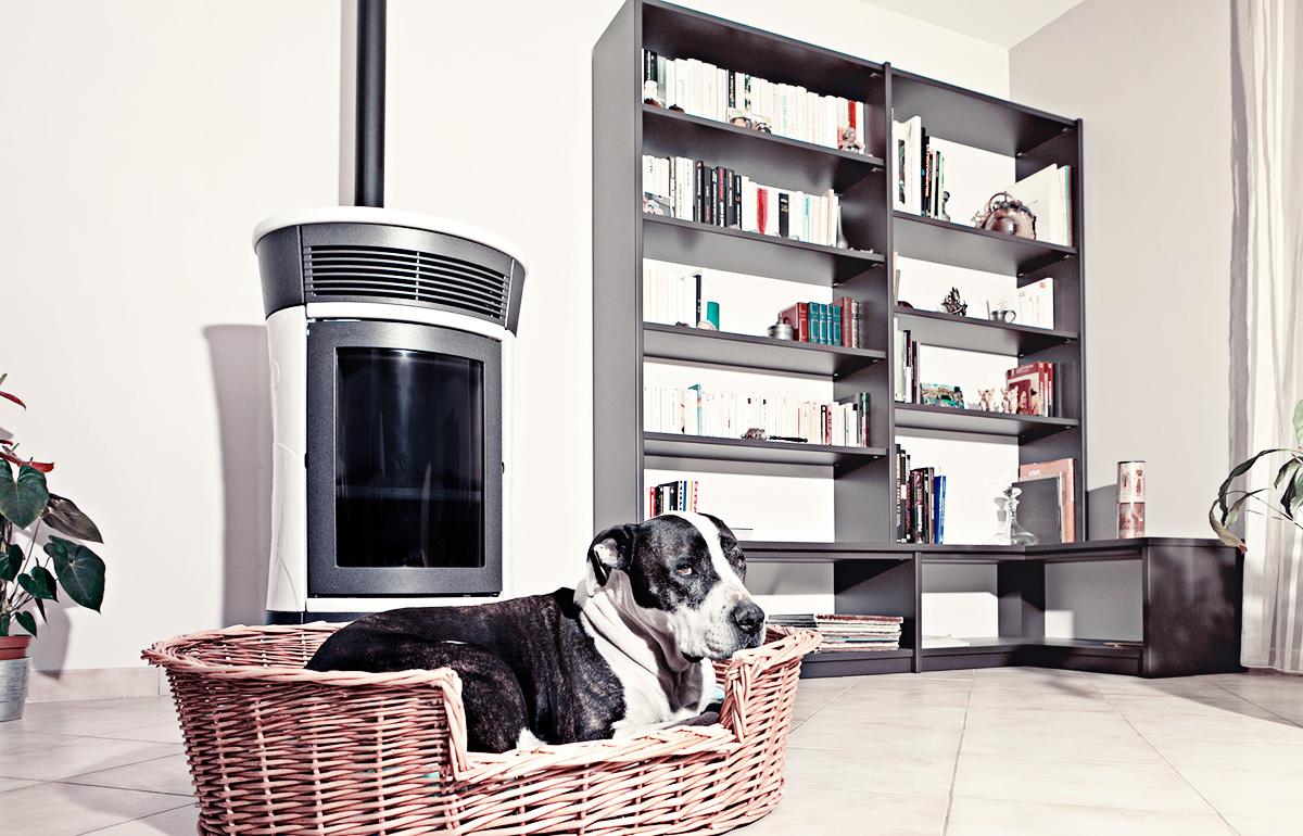 Riscaldare casa senza canna fumaria installazione for Climatizzatore casa