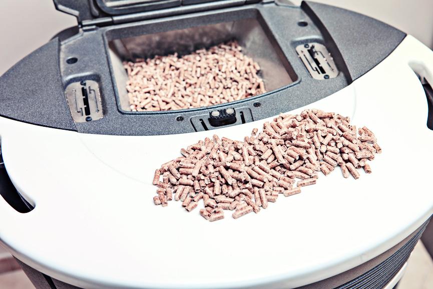 Stufa a pellet canalizzata come funziona e come - Stufa pellet senza canna fumaria prezzi ...