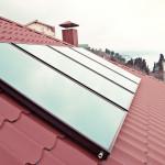 I prezzi dei pannelli solari termici