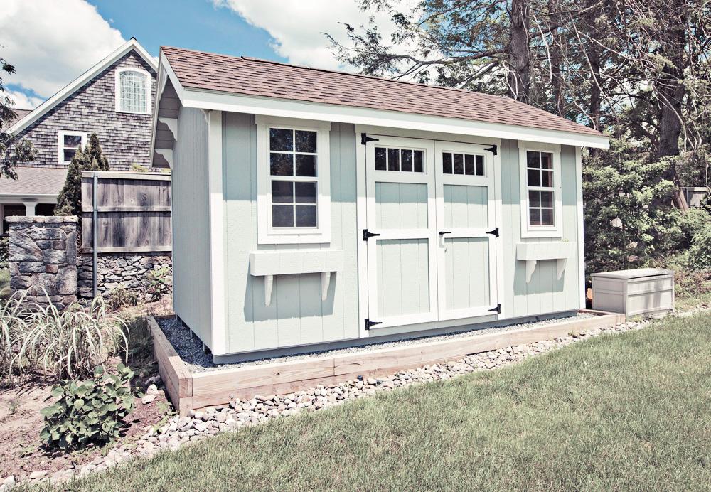 Casette in legno da giardino casa affini - Casette in legno da giardino brico ...