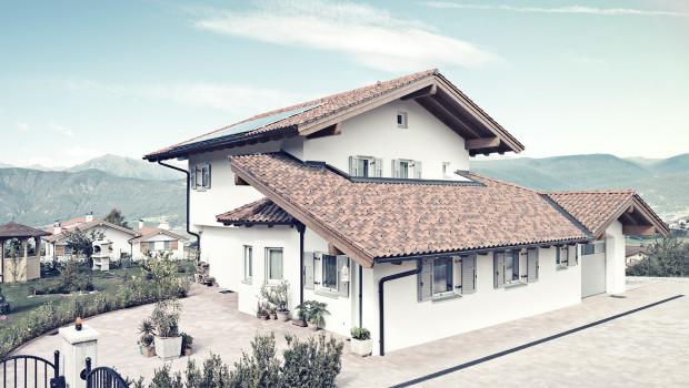 Case prefabbricate in legno casa affini - Fare una casa in legno ...