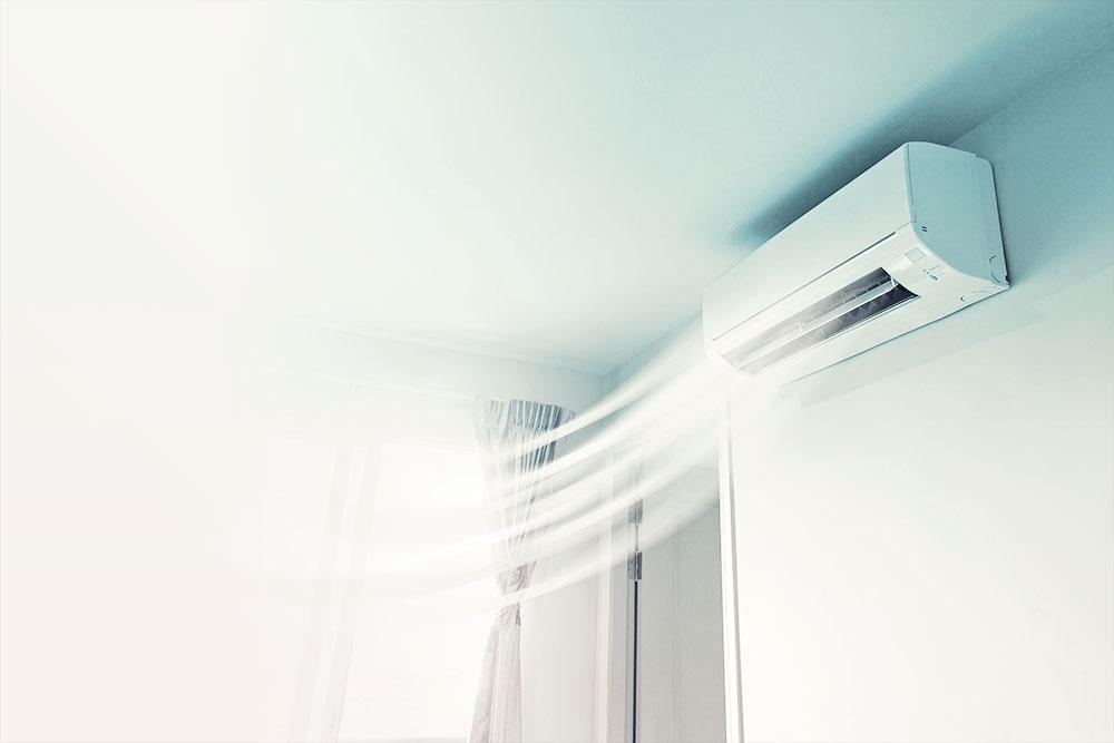 Come proteggersi dall'aria condizionata