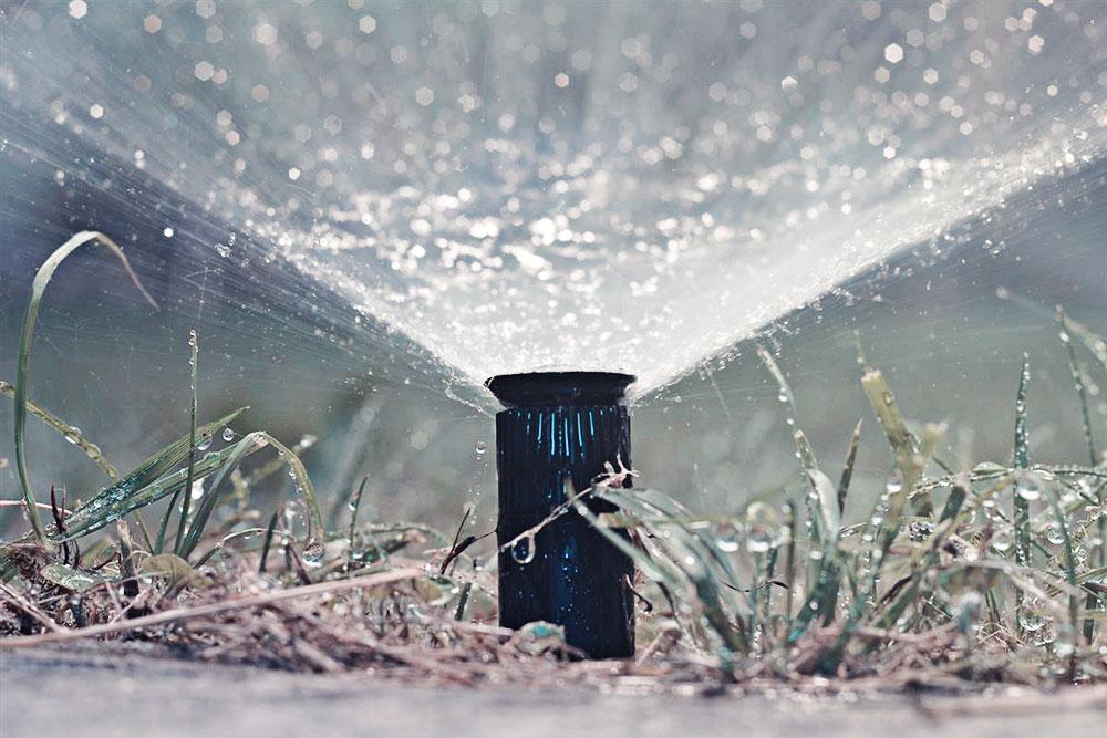 Impianto di irrigazione da giardino  Casa & Affini