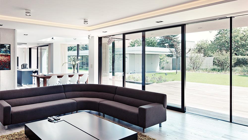 Infissi in alluminio a taglio termico casa affini - Misure infissi finestre ...