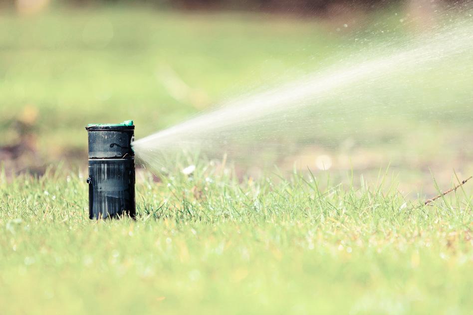 Impianto di irrigazione interrato fai da te casa affini - Impianto d irrigazione interrato ...