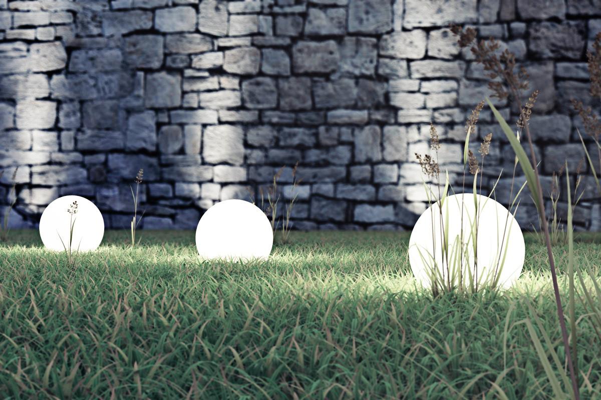 Illuminazione da giardino casa affini - Illuminare il giardino ...